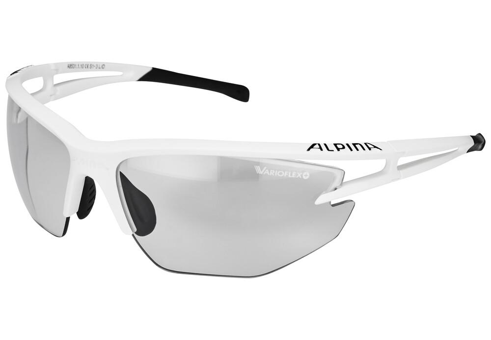 Alpina Twist Five HR CM+ - Lunettes cyclisme - blanc 2018 Lunettes R8jaRCl